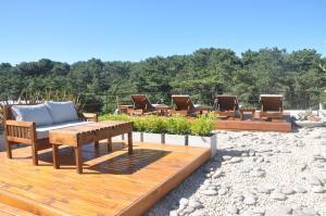 Solar Pampa Apart, Aparthotely  Mar de las Pampas - big - 15