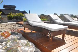 Solar Pampa Apart, Aparthotely  Mar de las Pampas - big - 14