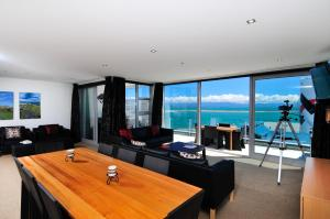 Seaside Penthouse Apartment