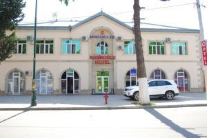 Отель Nesiboglu, Агстафа