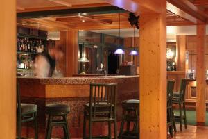Garden-Hotel Reinhart, Отели  Прин-ам-Кимзее - big - 26