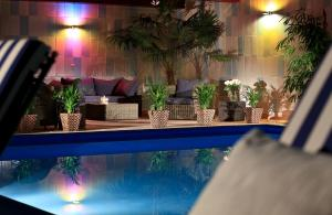 Garden-Hotel Reinhart, Отели  Прин-ам-Кимзее - big - 20