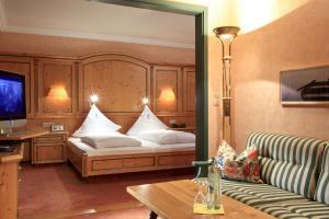 Garden-Hotel Reinhart, Отели  Прин-ам-Кимзее - big - 12