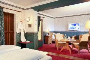 Garden-Hotel Reinhart, Отели  Прин-ам-Кимзее - big - 13