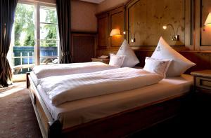 Garden-Hotel Reinhart, Отели  Прин-ам-Кимзее - big - 16