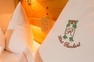 Garden-Hotel Reinhart, Отели  Прин-ам-Кимзее - big - 3