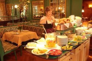 Garden-Hotel Reinhart, Отели  Прин-ам-Кимзее - big - 36