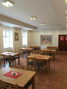 Hotel Pod Stráží, Hotel  Lhenice - big - 75