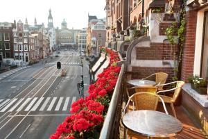 Hotel DiAnn(Ámsterdam)
