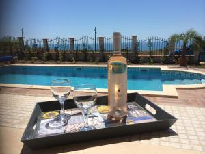 Villa Bellerose, Holiday homes  Bozhurets - big - 13