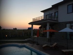 Villa Bellerose, Holiday homes  Bozhurets - big - 36
