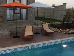 Villa Bellerose, Holiday homes  Bozhurets - big - 49