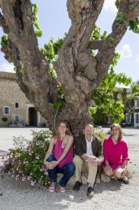 Chateau Pech-Céleyran, Bed & Breakfasts  Salles-d'Aude - big - 29