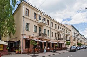 Апартаменты Карла Маркса - фото 12