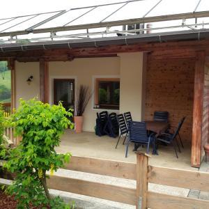 Sonnhangweg, Holiday homes  Niederau - big - 17