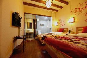 Xinyueju Inn, Pensionen  Lijiang - big - 3