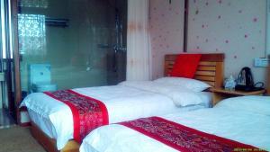 Xinyueju Inn, Pensionen  Lijiang - big - 10