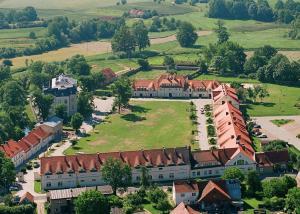 Hotel Spichlerz w Miedzynarodowym Centrum Konferencyjnym