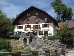 Bar Hotel Restaurant le Margeriaz