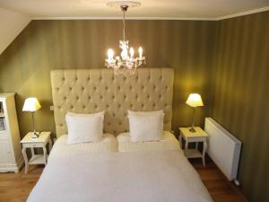 Hotel Boskapelhoeve, Hotel  Buggenhout - big - 11