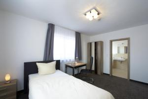 Hotel New In, Hotely  Ingolstadt - big - 11