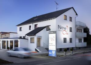 Hotel New In, Hotely  Ingolstadt - big - 1