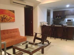 Morros Vitri Suites Frente al Mar, Appartamenti  Cartagena de Indias - big - 6