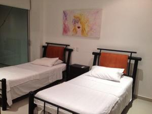 Morros Vitri Suites Frente al Mar, Appartamenti  Cartagena de Indias - big - 67