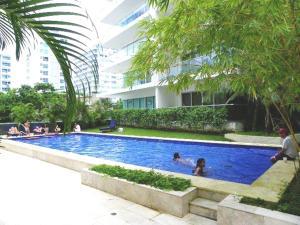 Morros Vitri Suites Frente al Mar, Appartamenti  Cartagena de Indias - big - 72