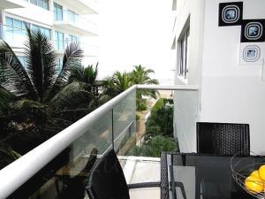 Morros Vitri Suites Frente al Mar, Appartamenti  Cartagena de Indias - big - 12