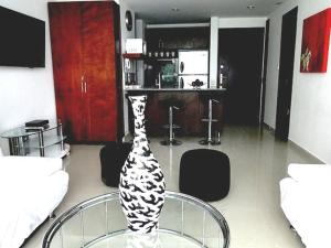Morros Vitri Suites Frente al Mar, Appartamenti  Cartagena de Indias - big - 10