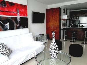 Morros Vitri Suites Frente al Mar, Appartamenti  Cartagena de Indias - big - 2