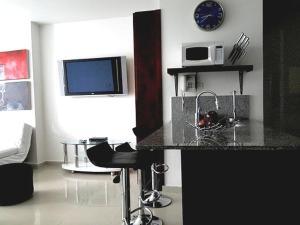 Morros Vitri Suites Frente al Mar, Appartamenti  Cartagena de Indias - big - 4