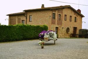 Casa Di Campagna In Toscana, Загородные дома  Совичилле - big - 117