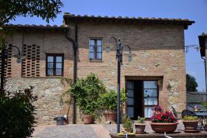 Casa Di Campagna In Toscana, Загородные дома  Совичилле - big - 120