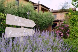 Casa Di Campagna In Toscana, Загородные дома  Совичилле - big - 106