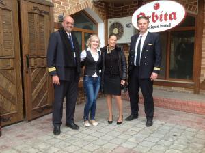 Orbita Boutique Hotel, Hotels  Shymkent - big - 55