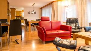 Haus Alpenglück, Ferienwohnungen  Saas-Fee - big - 21