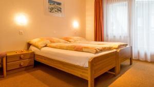 Haus Alpenglück, Ferienwohnungen  Saas-Fee - big - 22