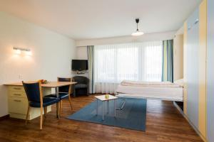 Haus Aristella, Apartments  Saas-Fee - big - 10