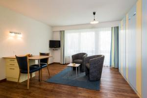 Haus Aristella, Apartments  Saas-Fee - big - 7
