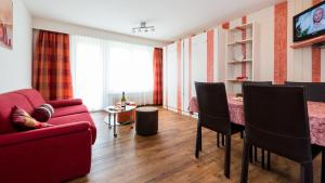 Haus Aristella, Apartments  Saas-Fee - big - 59