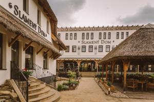 Hotel Slamený dom, Hotely  Košice - big - 53