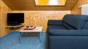 Haus Belle-Vue, Apartmány  Saas-Fee - big - 25