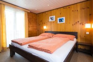 Haus Belle-Vue, Apartmány  Saas-Fee - big - 7
