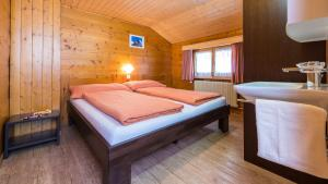 Haus Belle-Vue, Apartmány  Saas-Fee - big - 36