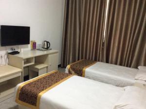 Jinghua Hotel Shijiazhuang Gaocheng, Отели  Gaocheng - big - 7