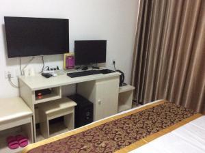 Jinghua Hotel Shijiazhuang Gaocheng, Отели  Gaocheng - big - 14