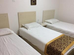 Jinghua Hotel Shijiazhuang Gaocheng, Отели  Gaocheng - big - 12