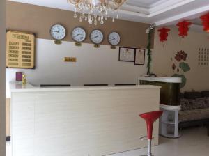 Jinghua Hotel Shijiazhuang Gaocheng, Отели  Gaocheng - big - 16